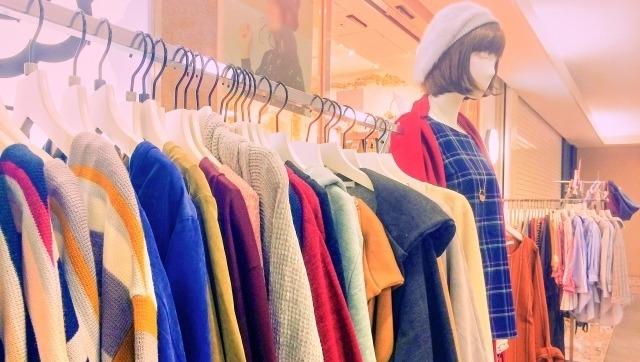 洋服の買取サービスイメージ画像