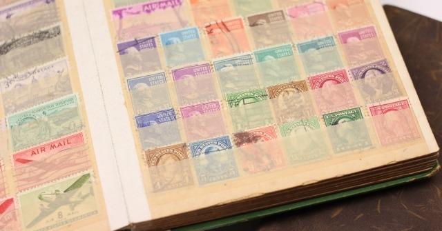 切手・記念切手のイメージ画像