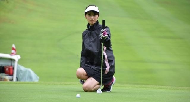 ゴルフ女子イメージ画像